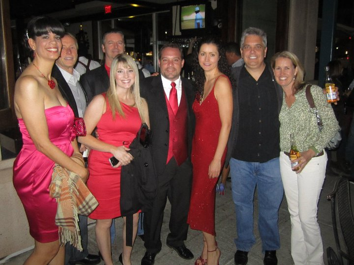 Red Dress Party 2013